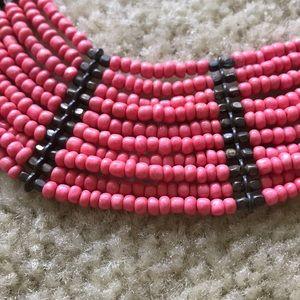 Aldo Jewelry - 🧚♀️8/$24🧚♀️Aldo Pink Beaded Necklace